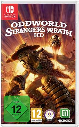 Oddworld Strangers Wrath HD