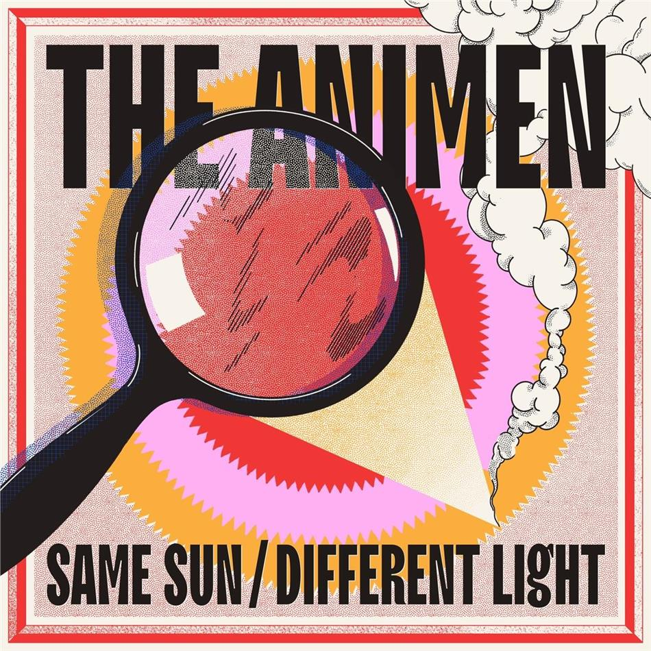 The Animen - Same Sun / Different Light
