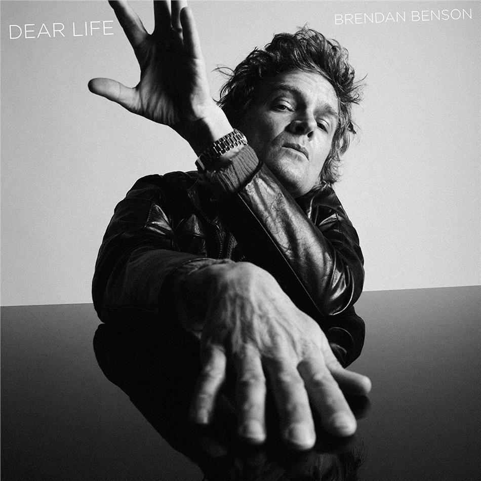 Brendan Benson (Raconteurs) - Dear Life (Third Man Records, Colored, LP)