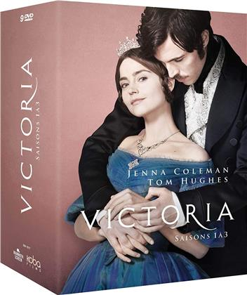 Victoria - Saisons 1-3 (9 DVDs)