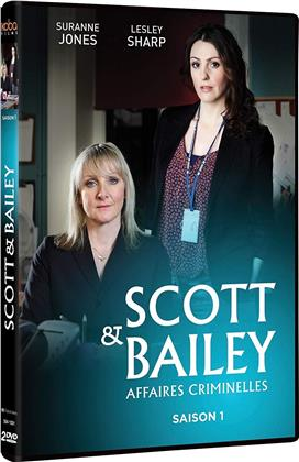 Scott & Bailey - Saison 1 (2 DVDs)