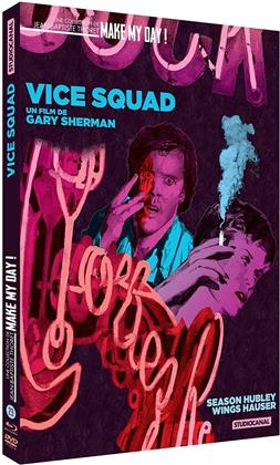 Vice Squad (1982) (Blu-ray + DVD)