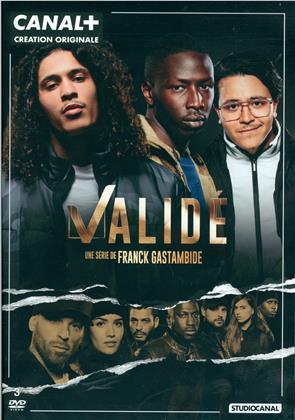 Validé - Saison 1 (3 DVDs)