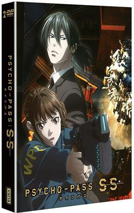 Psycho-Pass: Sinners of the System - Crime et Châtiment / First Guardian / Par-delà l'amour et la haine (2 DVDs)