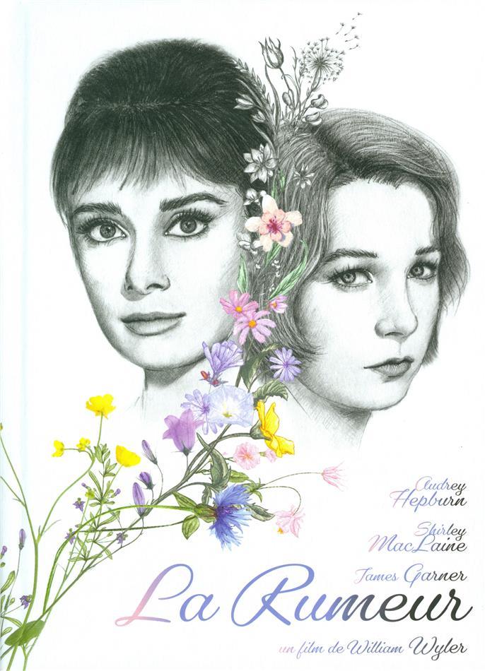 La Rumeur (1961) (s/w, Limited Edition, Blu-ray + DVD)