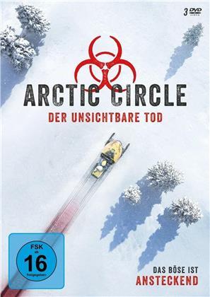 Arctic Circle - Der Unsichtbare Tod (3 DVDs)