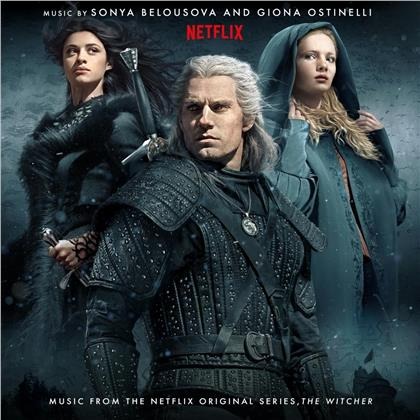 Sonya Belousova & Giona Ostinelli - The Witcher - OST - Netflix (2 CDs)