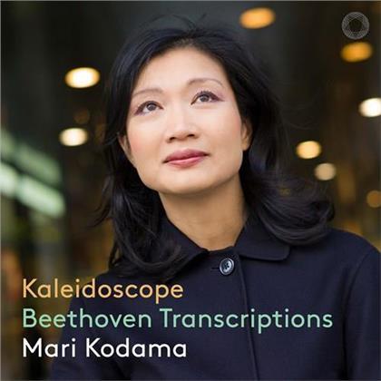 Mari Kodama & Ludwig van Beethoven (1770-1827) - Kaleidoscope - Beethoven Transcriptions (SACD)