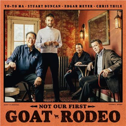 Yo-Yo Ma, Stuart Duncan, Edgar Meyer & Chris Thile - Not Our First Goat Rodeo (LP)