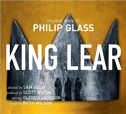 Glenda Jackson, Philip Glass (*1937) & Ruth Wilson - King Lear - OST - Original Score