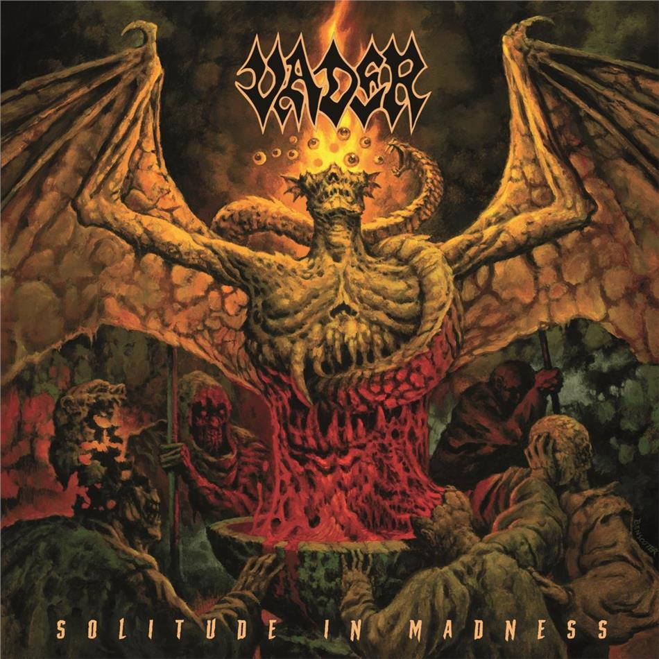 Vader - Solitude In Madness