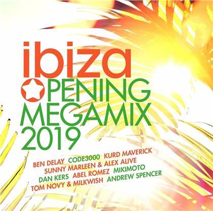Ibiza Opening Megamix 2020 (2 CDs)