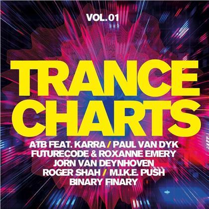 Trance Charts Vol.1 (2 CDs)