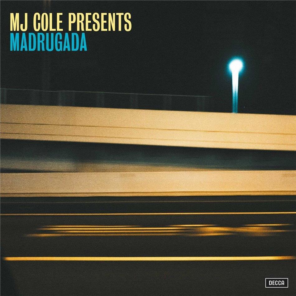 Mj Cole - Presents Madrugada (LP)