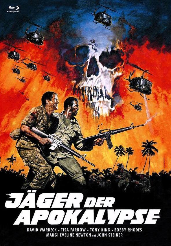 Jäger der Apokalypse (1980) (Kleine Hartbox, Limited Edition)