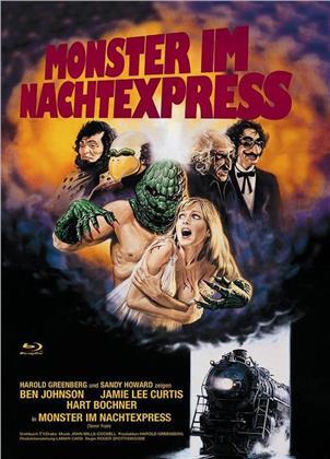 Monster im Nachtexpress (1980) (Kleine Hartbox, Edizione Limitata)