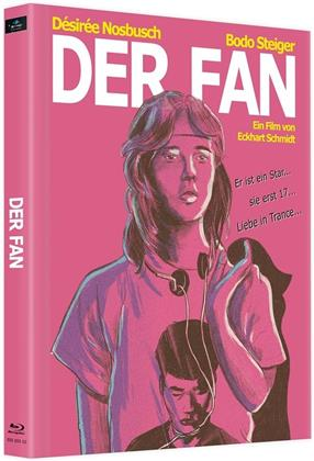 Der Fan (1982) (Cover E, Limited Edition, Mediabook, Uncut, 2 Blu-rays)