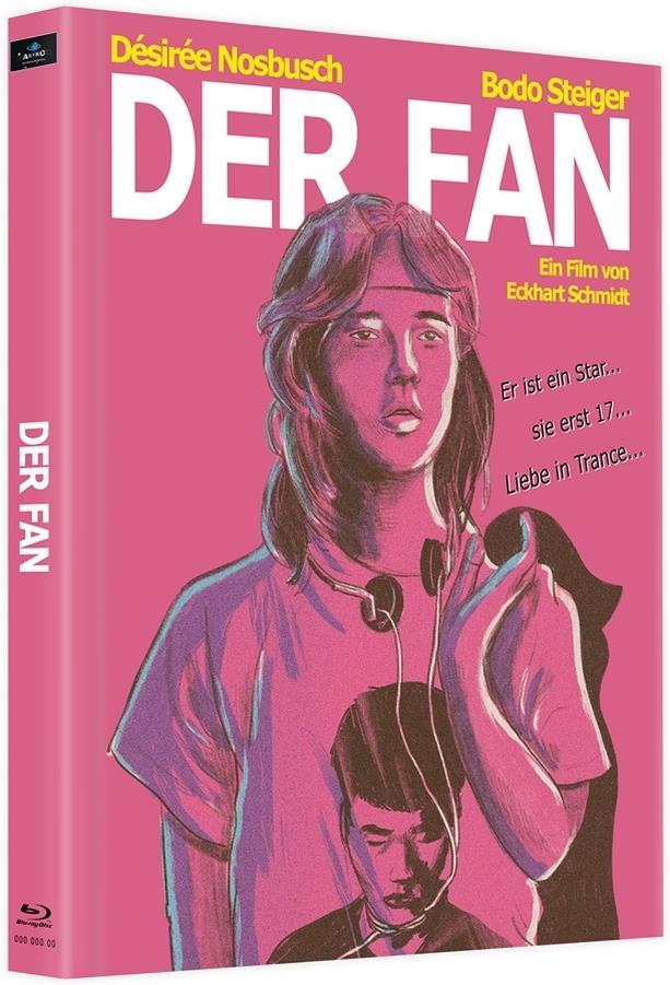 Der Fan (1982) (Cover E, Edizione Limitata, Mediabook, Uncut, 2 Blu-ray)