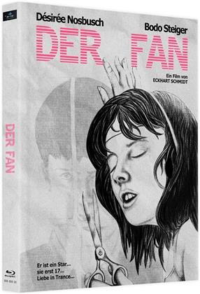 Der Fan (1982) (Cover F, Edizione Limitata, Mediabook, Uncut, 2 Blu-ray)