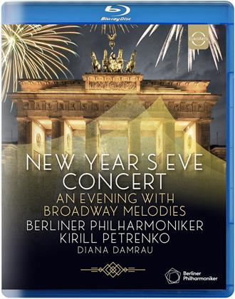 Berliner Philharmoniker, Kirill Petrenko & Diana Damrau - New Year's Eve Concert 2019