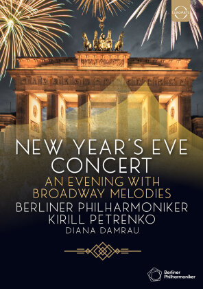 Berliner Philharmoniker, Kirill Petrenko & Diana Damrau - New Year's Eve Concert 2019 (Euroarts)