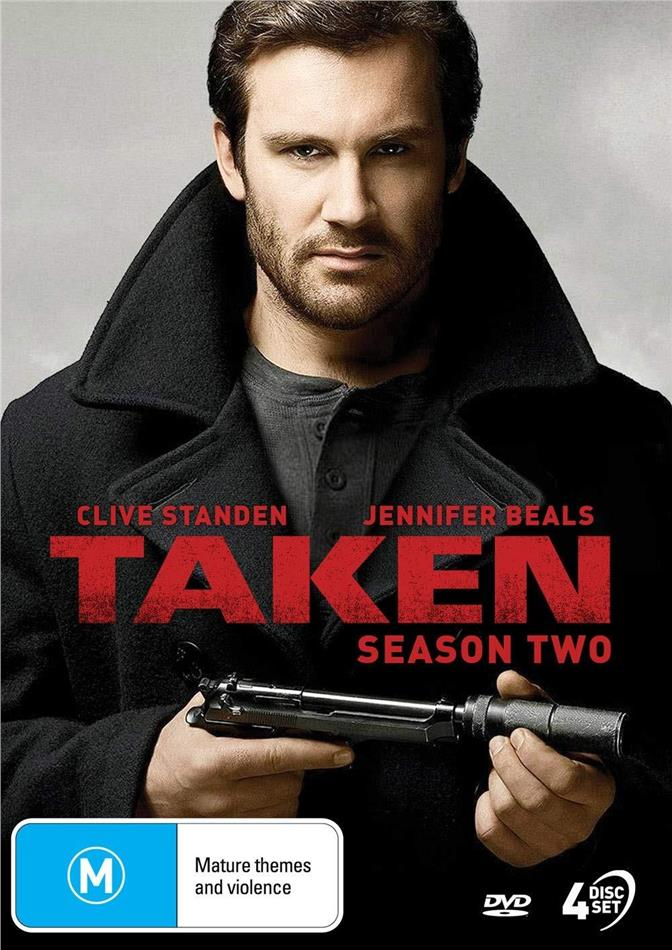 Taken - Season 2 (4 DVDs)