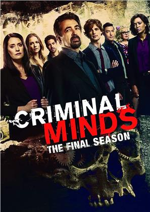 Criminal Minds - Season 15 - The Final Season (3 DVDs)