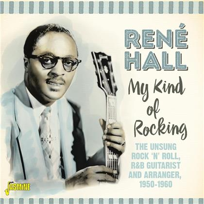 Rene Hall - My Kind Of Rocking