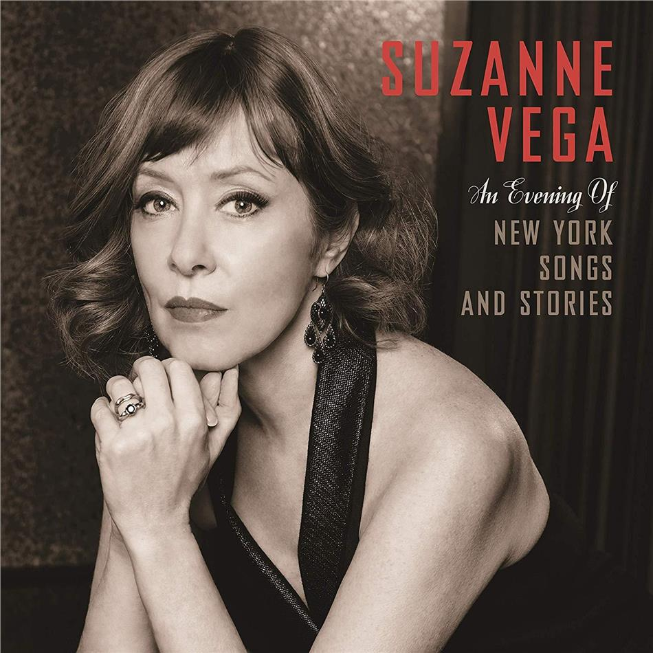 Suzanne Vega - An Evening Of New York - Songs And Stories