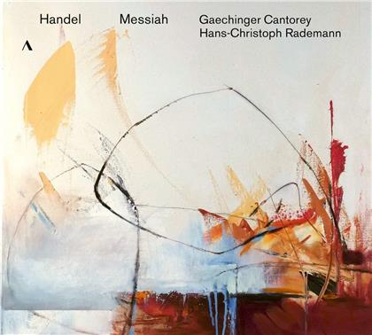 Georg Friedrich Händel (1685-1759), Hans-Christoph Rademann, Dorothee Mields, Benno Schachtner, Benedikt Kristjánsson, … - Messiah, Dublin Version 1742 - St. Margaret's Church Gotha, September 2019