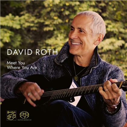 David Roth - Meet You Where You Are - Stockfisch Records (Hybrid SACD)