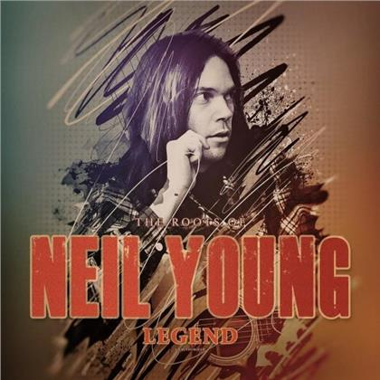 Neil Young - Legend / The Roots (Red Vinyl, LP)