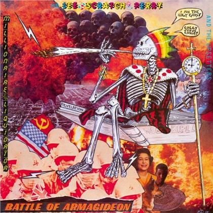 Lee Scratch Perry - Battle Of Armagideon (2020 Reissue, Music On Vinyl, LP)