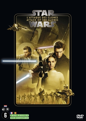 Star Wars - Episode 2 - L'attaque des clones / Attack of the Clones (2002) (Line Look, Nouvelle Edition)