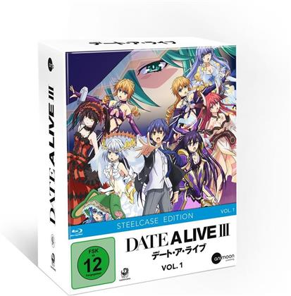 Date A Live - Staffel 3 - Vol. 1 (Steelcase, + Sammelschuber, Limited Edition)