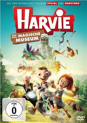 Harvie und das magische Museum (2017)