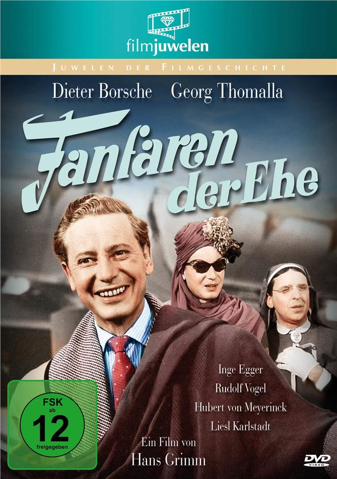 Fanfaren der Ehe (1953) (Filmjuwelen)