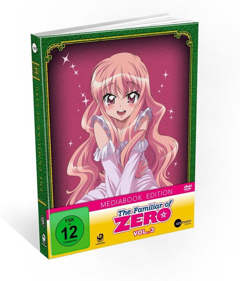The Familiar of Zero - Vol. 3