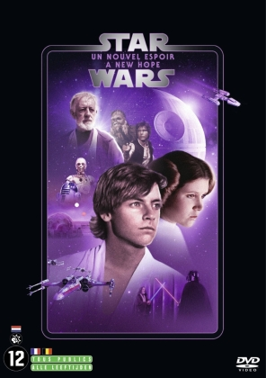 Star Wars - Episode 4 - Un nouvel espoir / A New Hope (1977) (Line Look, Neuauflage)