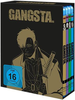Gangsta (2015) (Gesamtausgabe, 4 Blu-rays)