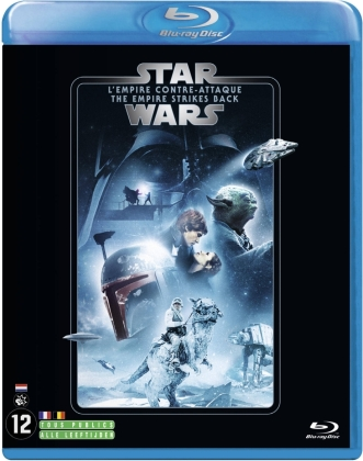 Star Wars - Episode 5 - L'empire contre-attaque / The Empire Strikes Back (1980) (Line Look, 2 Blu-rays)