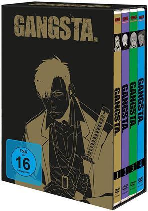 Gangsta (2015) (Gesamtausgabe, 4 DVDs)