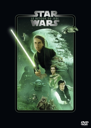 Star Wars - Episode 6 - Le retour du Jedi / Return of the Jedi (1983) (Line Look, Neuauflage)