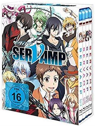 Servamp (Gesamtausgabe, 4 Blu-rays)