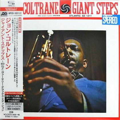 John Coltrane - Giant Steps (Japan Edition, 60th Anniversary Edition, 2 CDs)