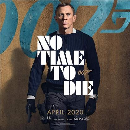 Hans Zimmer & Johnny Marr (Smiths) - No Time To Die (Japan Edition)