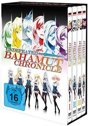 Undefeated Bahamut Chronicle (Gesamtausgabe, 4 DVDs)