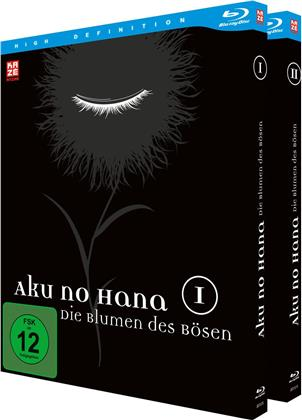 Aku no Hana - Die Blumen des Bösen (Gesamtausgabe, 2 Blu-rays)
