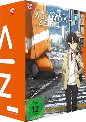 Aldnoah.Zero (Gesamtausgabe, 4 DVDs)