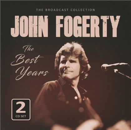 John Fogerty - The Best Years / Radio Broadcasts (2 CDs)